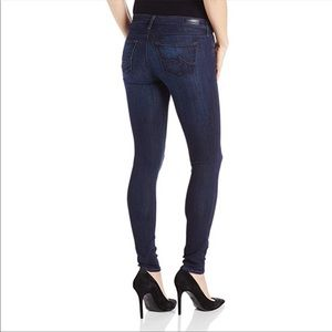 Ag Adriano Goldschmied Jeans - Ag Adriano Goldschmied The Legging Ankle Jeans